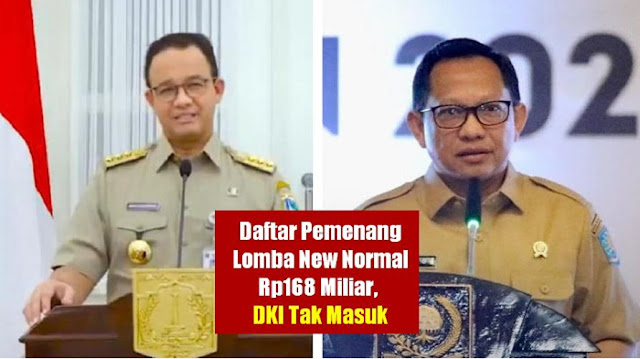 Alasan Tito Dinilai Mengada-ada, DKI Tak Mendapat Penghargaan Lomba New Normal Karena CFD