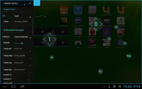 Cara memakai joystick di android dengan akses root