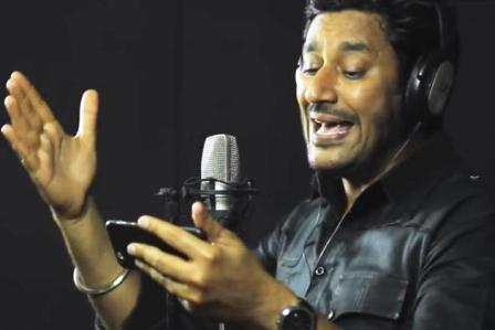Ghaint Fan (Punjabi FAN Song) Lyrics - Fan (2016) | Harbhajan Mann