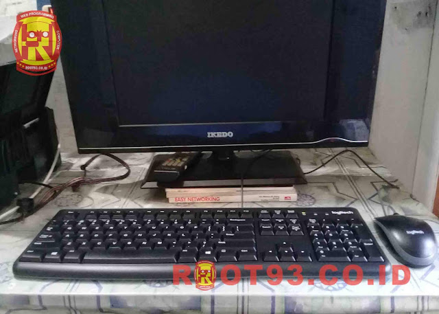 Review Keyboard dan Mouse Logitech MK120 - root93
