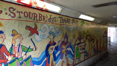 Eliabeth Way Mural Stourbridge Fair Urban Wandering