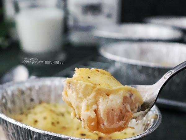 Mushroom Pasta Brulee