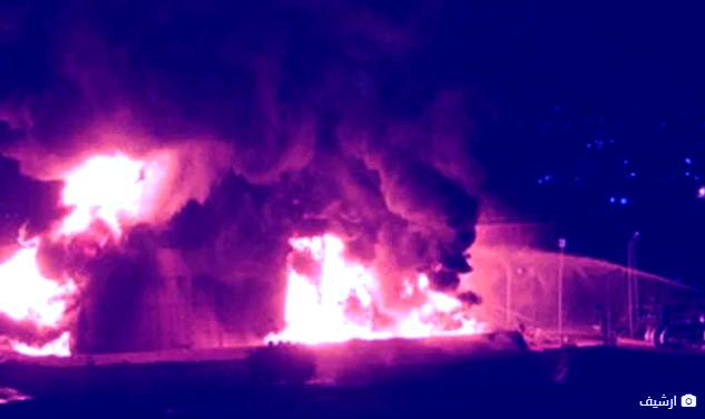 انفجار ضخم بموقع عسكري تركي وضحايا من الجنود