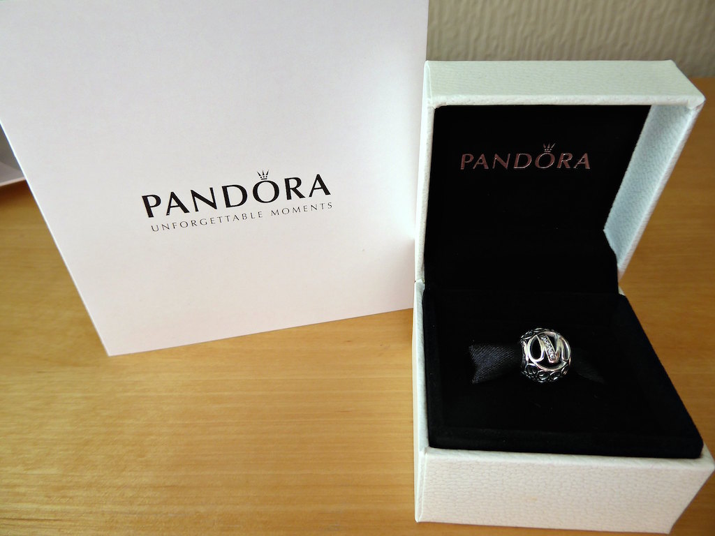 pandora charms from gift and wrap the diary of a