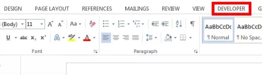 Cara Memasukkan Video ke Microsoft Word-4