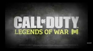 Download Call of Duty: Legends of War [Mod] Apk v1.0.0 + Obb Data