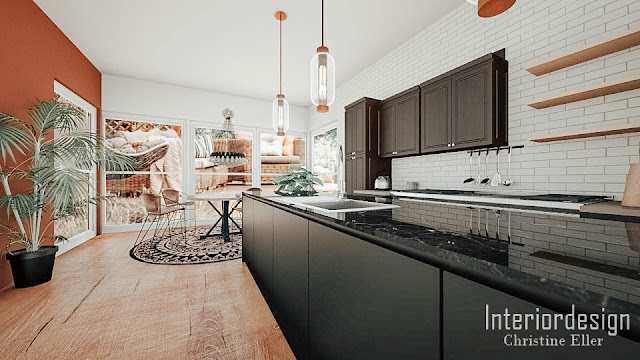 Online Interiordesign - Einrichtungsberatung bequem von zuhause aus.
