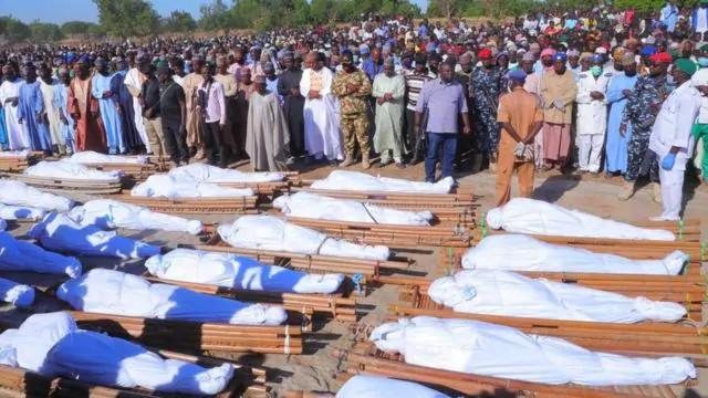 Zabarmari Massacre: UN withdraws 110? casualty figure if farmers killed by Boko Haram