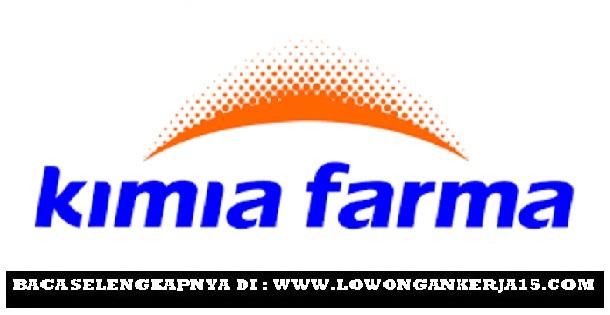Lowongan Kerja Apotek dan Klinik Kimia Farma (Persero) Tahun 2019