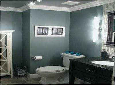 Bathroom Renovation Colour Ideas