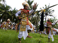 10 Senjata Tradisional Bali