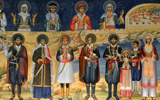 200 χρόνια μετά, κανείς στην Ελλάδα δεν μιλάει για τους εκ Κύπρου Νεομάρτυρες επί Τουρκοκρατίας
