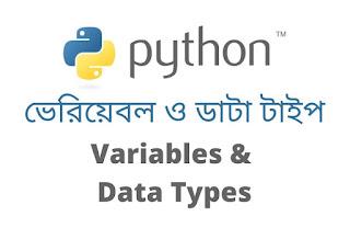 Python Variables & Data Types