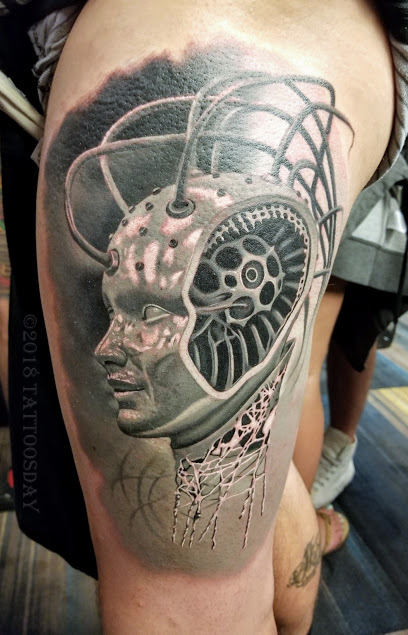 nottesseract Kevin Shares Amazing Work by Jacob Sheffield tattoo