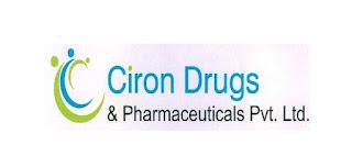 Job Opening for B.E. Candidates in Ciron Drugs and Pharmaceuticals Pvt. Ltd, Boisar Tarapur, Maharashtra