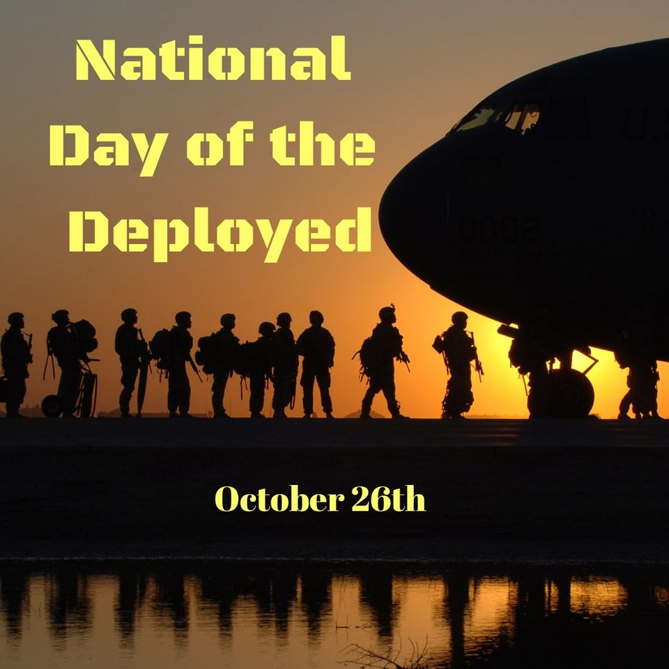 National Day of the Deployed Wishes Awesome Images, Pictures, Photos, Wallpapers