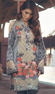 Sapphire Winter Unstitched Collection Vol-1 2016-2017
