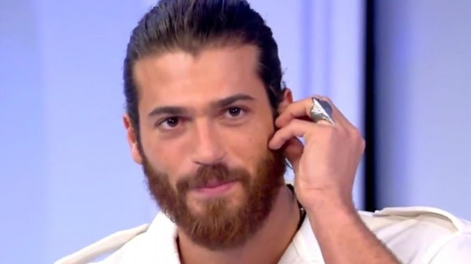 """Can Yaman on """" C''è posta per te"""" here are some previews: what we will see next."""