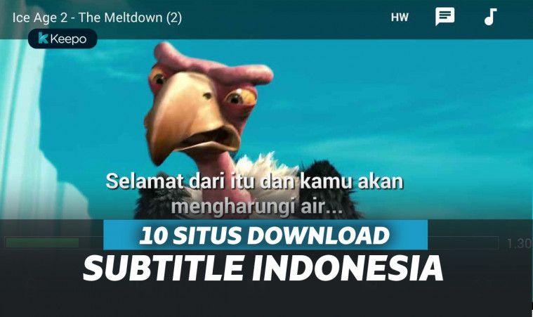 8+ Situs Download Subtitle yang Lengkap dan Mudah