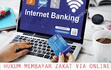 Hukum Bayar Zakat Via Online
