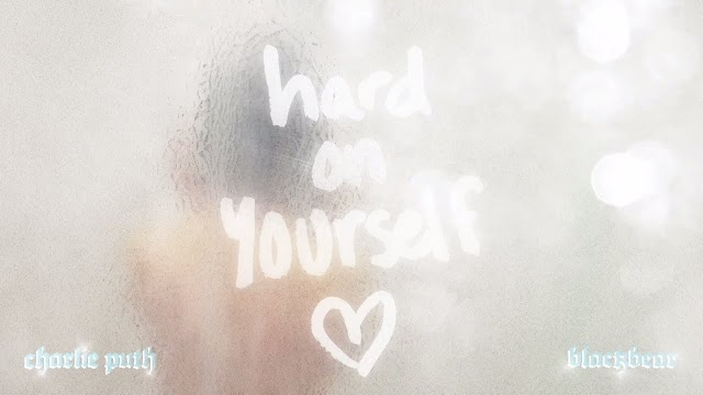 "CONFIRA ""HARD ON YOUSELF"", PARCERIA ENTRE CHARLIE PUTH E BLACKBEAR"