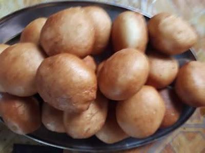 Resep Roti Kacang Tanpa Telur