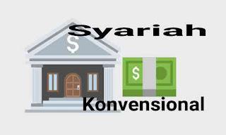 Perbedaan Bank Konvensional Dan Bank Syariah Sebagai Pilihan Bagi Nasabah