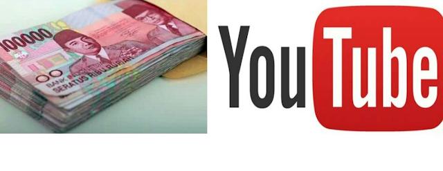 cara gampang dapat uang dari youtube