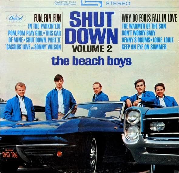 The Beach Boys - Shut Down Volume 2 (1964, Surf Rock)