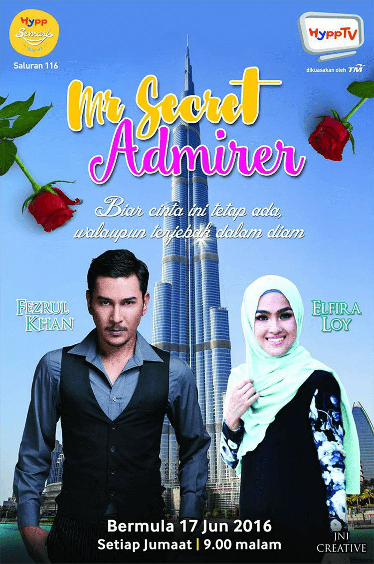 Sinopsis Drama Mr Secret Admirer (HyppTV)