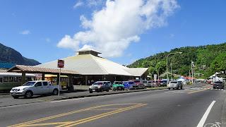 Looks like a gas station