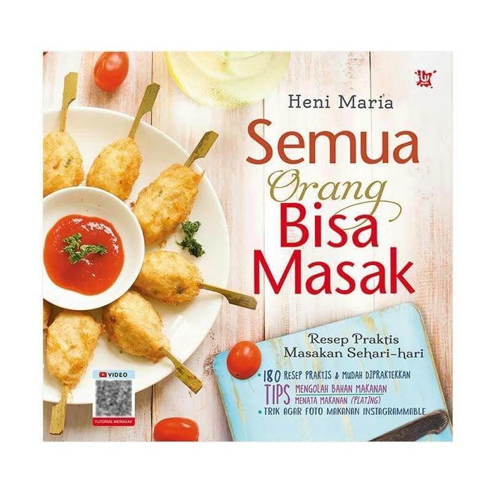 5 Rekomendasi Buku Resep Masakan Dan Kue Untuk Pemula Dwi Septiani Parenting Blogger Indonesia