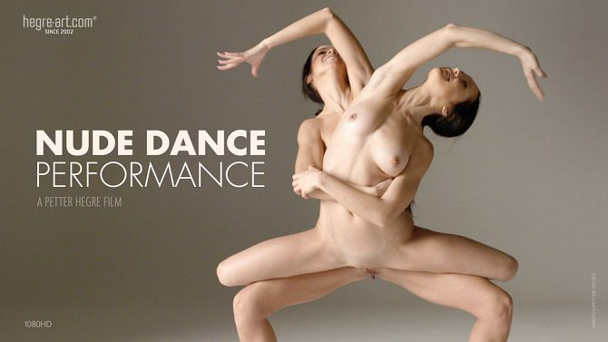 hHnEX Hegre-Art - Julietta And Magdalena - Nude Dance Performance