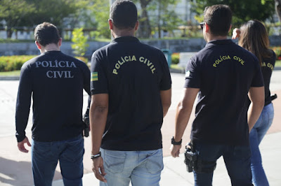 Polícia Civil prende acusado de abusar sexualmente da esposa de um familiar
