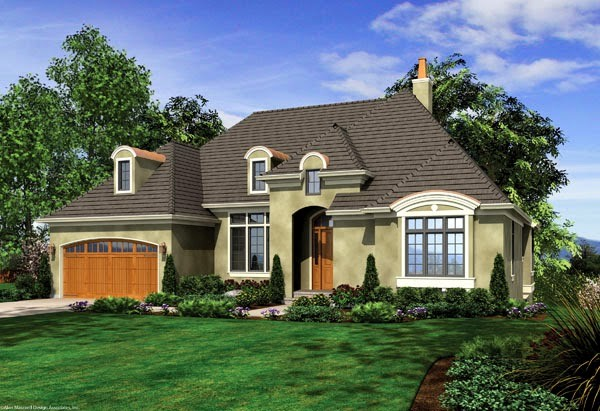 model rumah italia 4