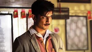sushant singh rajput in film 'byomkesh bakshi'