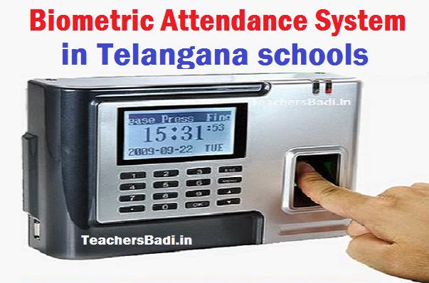Biometric Attendance System in Telangana Schools, Telangana Students Biometric Attendance System, Telangana Teachers Attendance,Telangana Schools Web Portal, Telangana School Functioning, Monitoring, MDM System, Aadhar Feeding, Child Info,