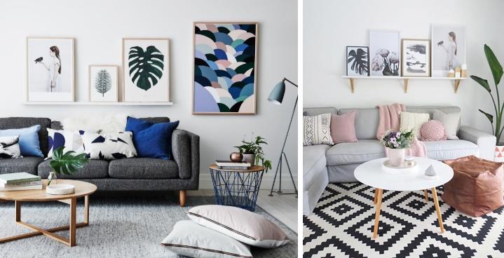 10 Cara Hias Rumah Gaya Scandinavian Dengan Mudah Cepat Dan Jimat Sesuai Untuk Bajet Yang Rendah