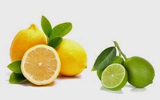 perbedaan lemon dan jeruk nipis untuk diet,jeruk nipis atau lemon untuk jerawat,perbedaan lemon dan jeruk nipis untuk wajah,