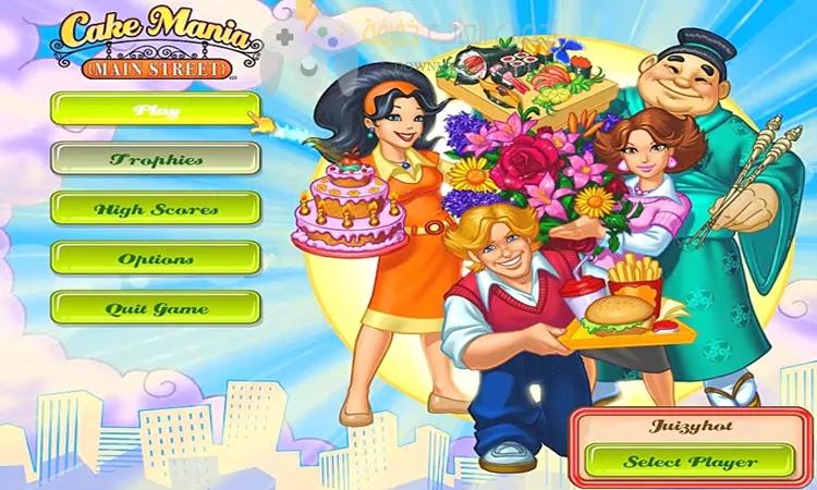 تحميل لعبة Cake Mania 4 للكمبيوتر والاندرويد برابط مباشر