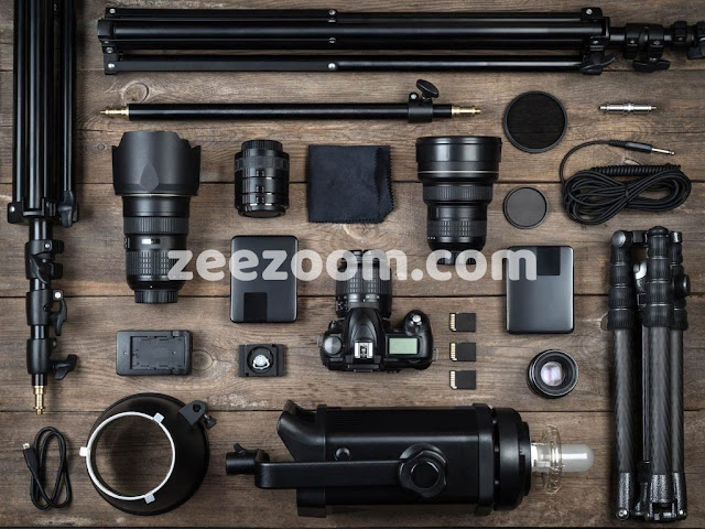 10 Accessories You Might Need When Buying A DSLR Camera For The First Time