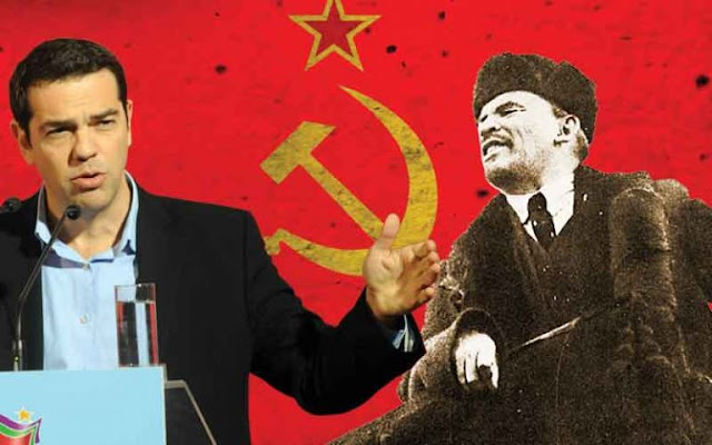 Τσίπρα, σιγά μην είσαι και ο Λένιν