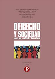 """Coautora [LIBRO, 2019] """"Derecho y Sociedad. Notas para entender la realidad"""""""
