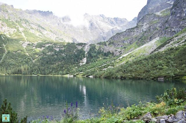 Morskie Oko, Parque Nacional de los Tatras