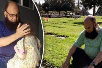Этот мужчина берет к себе смертельно больных детей, чтобы прожить с ними последние минуты их жизни!
