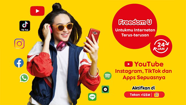 Review Freedom U IM3 Indosat Ooredoo