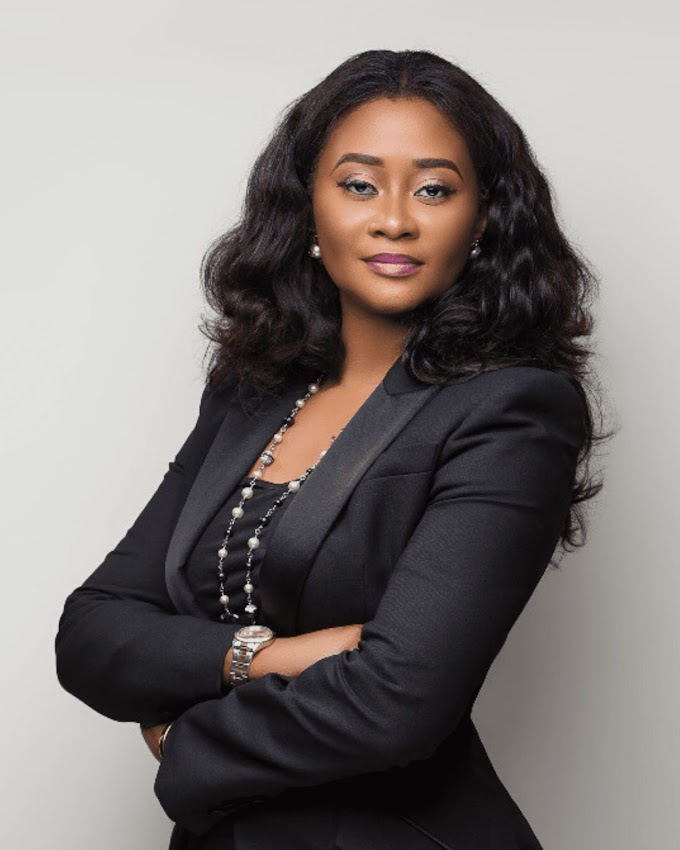 Ghanaian Angela Kyerematen-Jimoh is IBM's First African And Female Regional Head for Africa