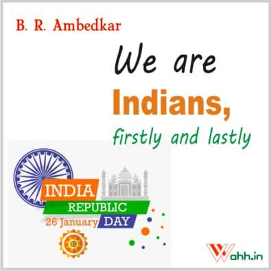 Republic Day Thoughts in Hindi And English