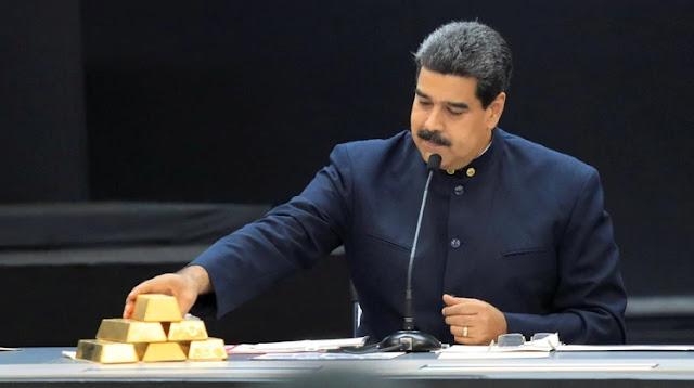 El misterioso Charles Vincent y el insólito plan para vender oro que propuso a los funcionarios de Maduro