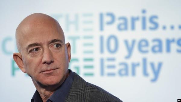 Jeff Bezos Promises $ 10 Billion to Combat Global Warming